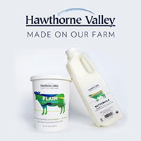 Hawthorne Valley Yogurt and Buttermilk