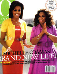"O the Oprah Magazine: What ""Green"" Means"