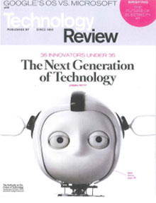 MIT Technology Review: In Vino Veritas