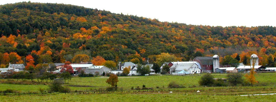 Hawthorne Valley Farm • Ghent, New York