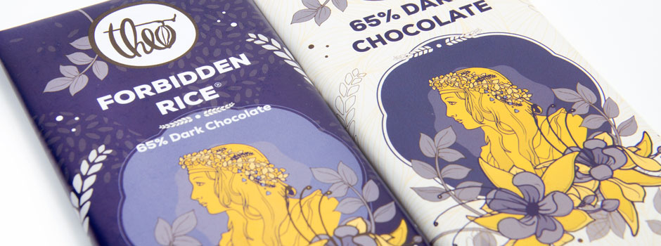 Theo Biodynamic Chocolate Bars